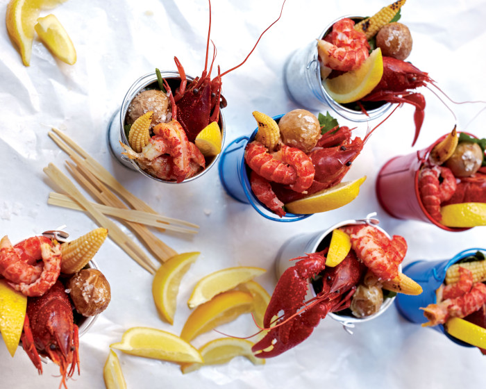 mini lobster bakes