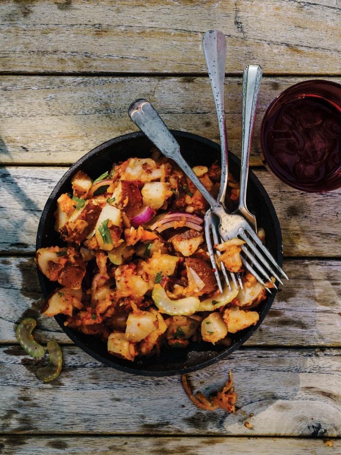 how to make potato salad video