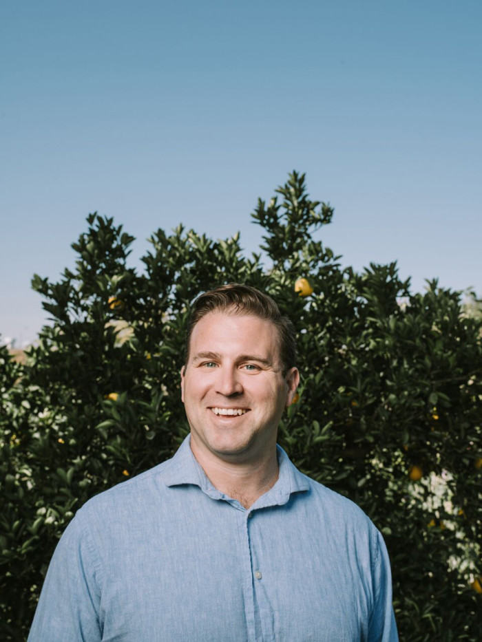 John Russ of Clementine