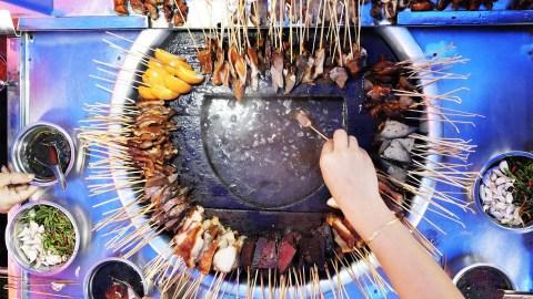 offal hot pot myanmar