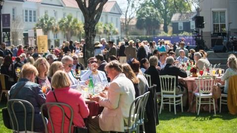 Charleston Wine + Food Festival dates