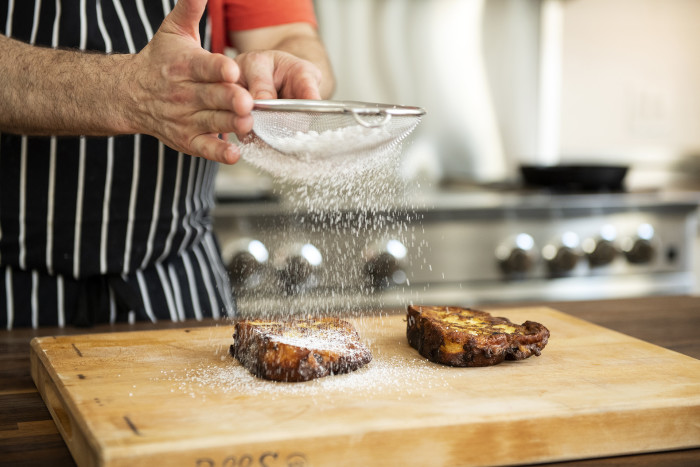wylie dufresne french toast recipe
