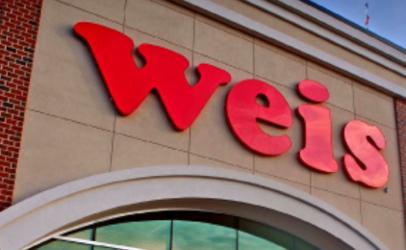 Weis MArkets sign