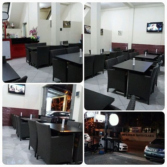 Suasana di Canteen Cafe via @canteen.cafe
