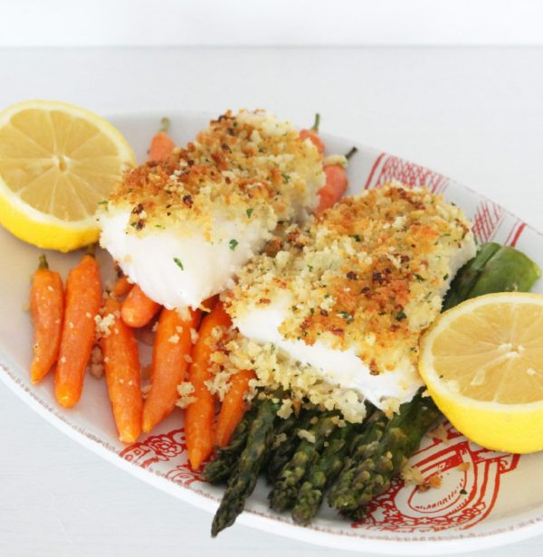 Panko Crusted Cod by Relished Foods