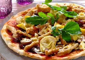Gourmet Pizza THUMBNAIL