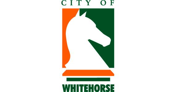 Whitehorse city council logo banner