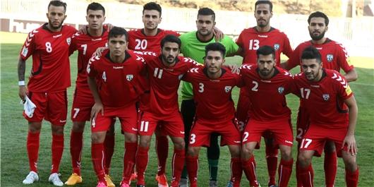 اسامی ۲۴ بازیکن تیم ملی افغانستان در اردوی لبنان