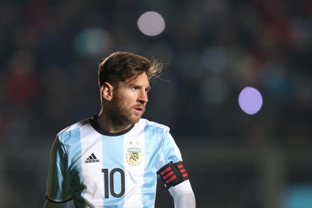 بازگشت لیونل مسی به تیم ملی آرژانتین