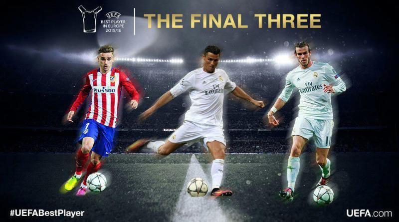 بهترین بازیکنان اروپا