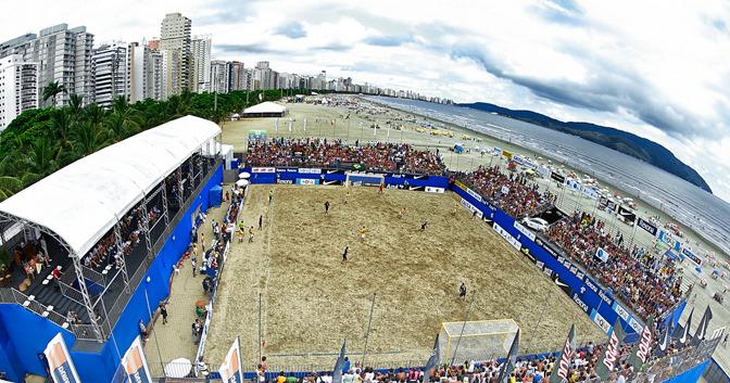 قرعه کشی پنجمین دور رقابت های ساحلی آسیا (ویتنام 2016)صورت گرفت.