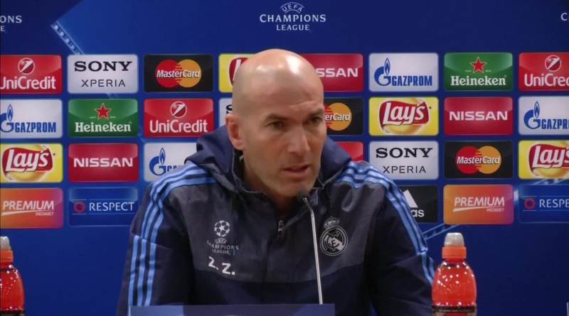 زیدان: من و کریستیانو برای یک هدف در این تیم هستیم