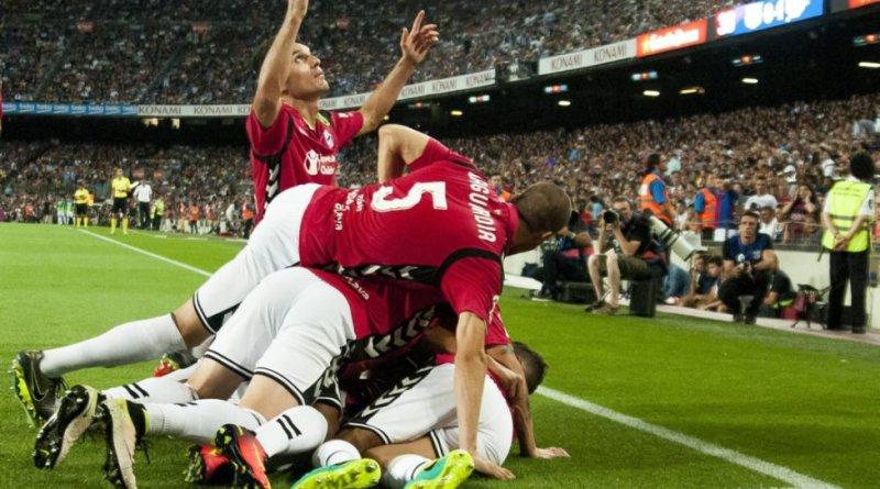 بارسلونا 1-2 دپورتیوو آلاوز؛ آلاوز باز هم شگفتی ساز شد!