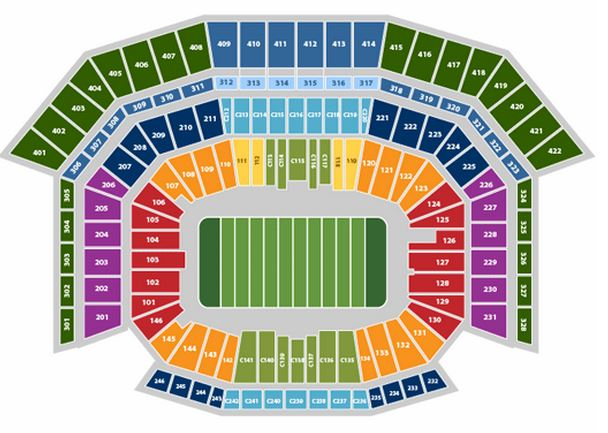 2016 Super Bowl Ticket Lottery