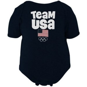 usa winter olympics onesie, team usa olympics baby clothes
