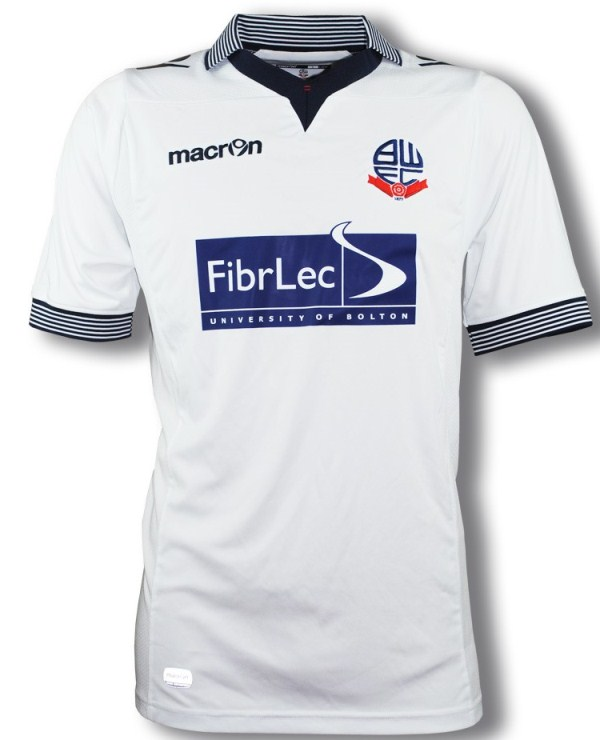 Bolton Wanderers Home Kit 14 15 Sport Shirts Pinterest - clothing sponsorship