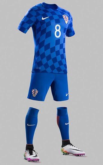 New Croatia Euro 2016 Jerseys- Croatia unveil 16/17 Home ...