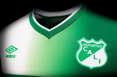 Deportivo Cali 2017 Umbro Home and Away Shirts   17/18 Kits   Football shirt blog