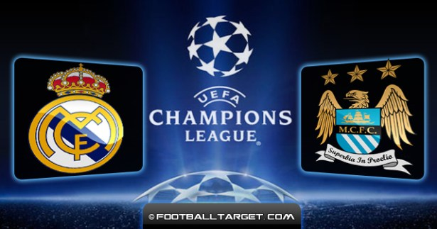 Real Madrid vs Manchester City Champions league  Preview : Real Madrid   Manchester City Champions league