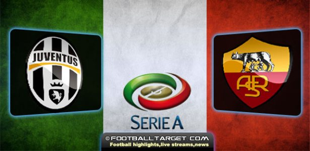 juventus vs as roma Juventus vs AS Roma Preview,Prediction Serie A