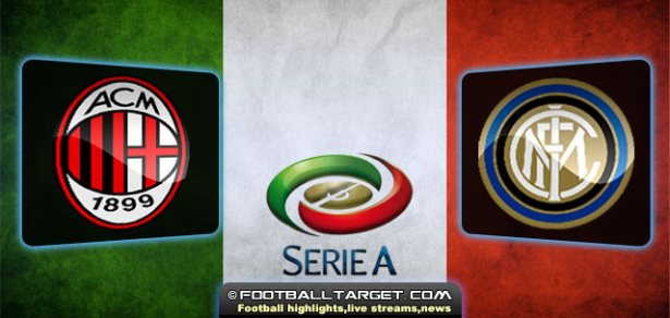ac milan vs inter AC Milan vs FC Inter Milan Preview
