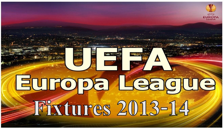 uefa europa league matches today