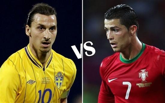 Portugal Vs Sweden