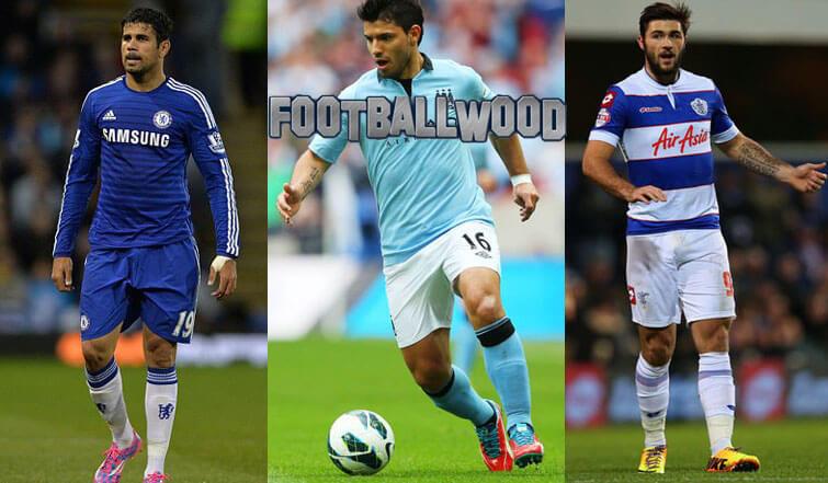 premier league goalscorers