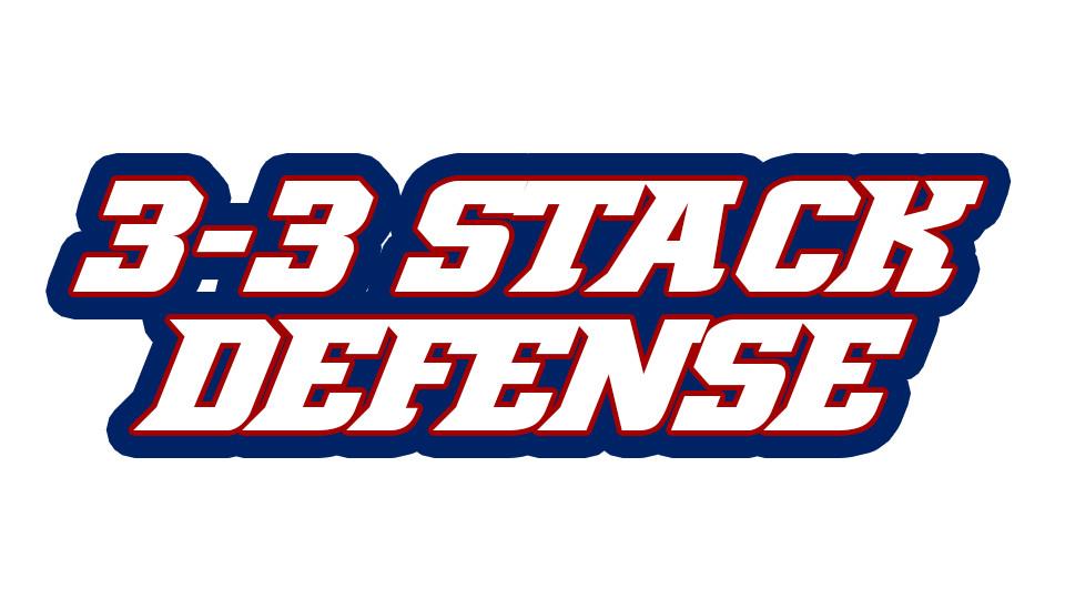 3-3 Odd Stack Defense - Natomas HS