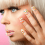 New Chrome Nail Polish Trend Powder Delivers Mirror Effect Footfiles