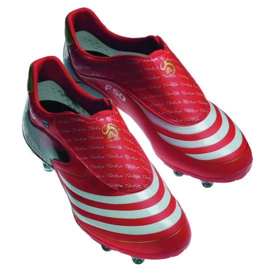Adidas F50 Tunit 16 Euro 2008 Football Boots