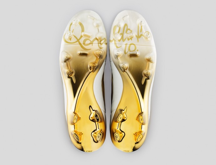 Nike Tiempo Legend Touch Of Gold Footy Boots