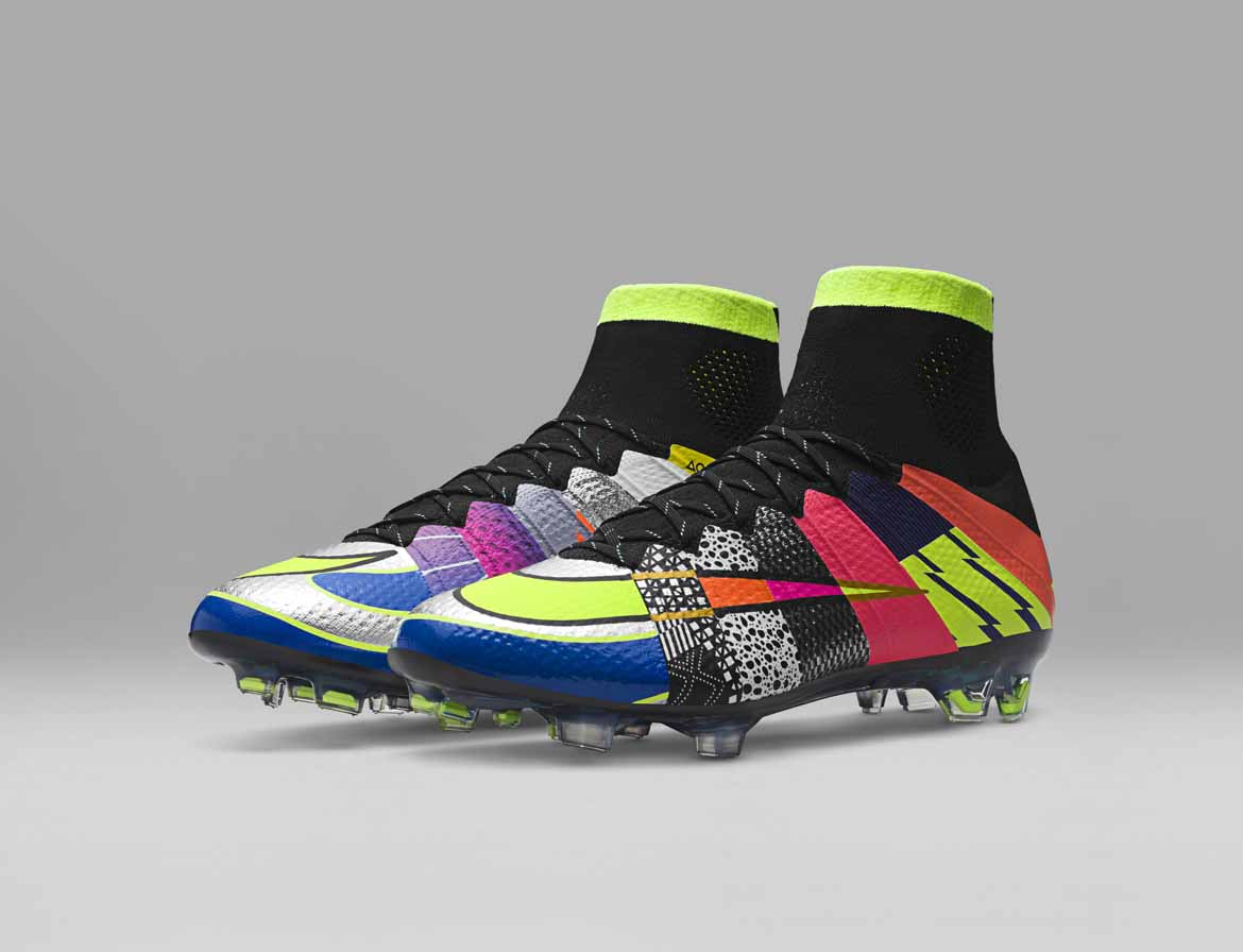 What The Mercurial Footy Boots
