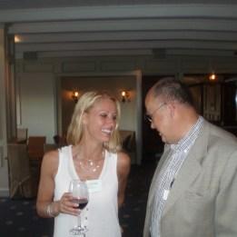 Marie H Fahlberg & Dr Anders Wallin