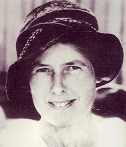 Muriel Lester, early member of FoR
