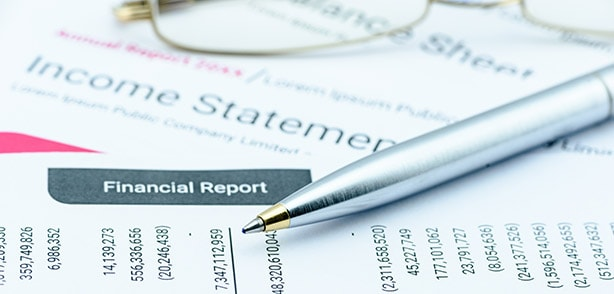 How to Prepare an Income Statement Fora Financial Blog - income statment