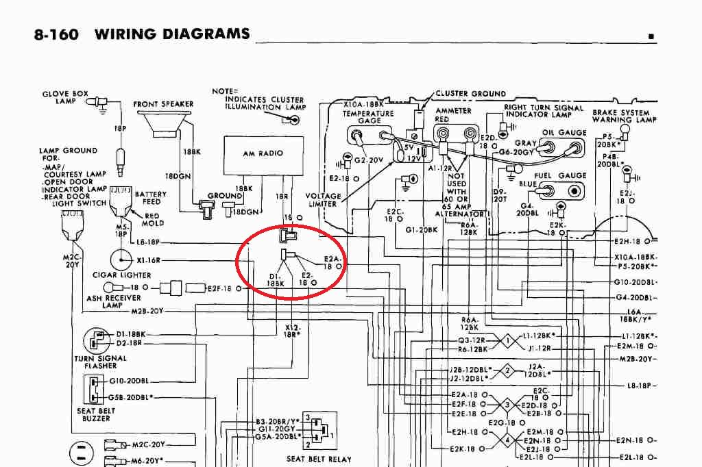 72 plymouth radio wiring diagram