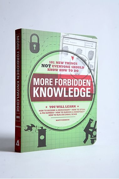 forbidden knowledge michael powell pdf