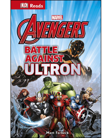 Avengers Battle Against Ultron