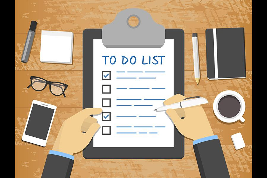Revealed The secret to making effective to-do lists Forbes India Blog