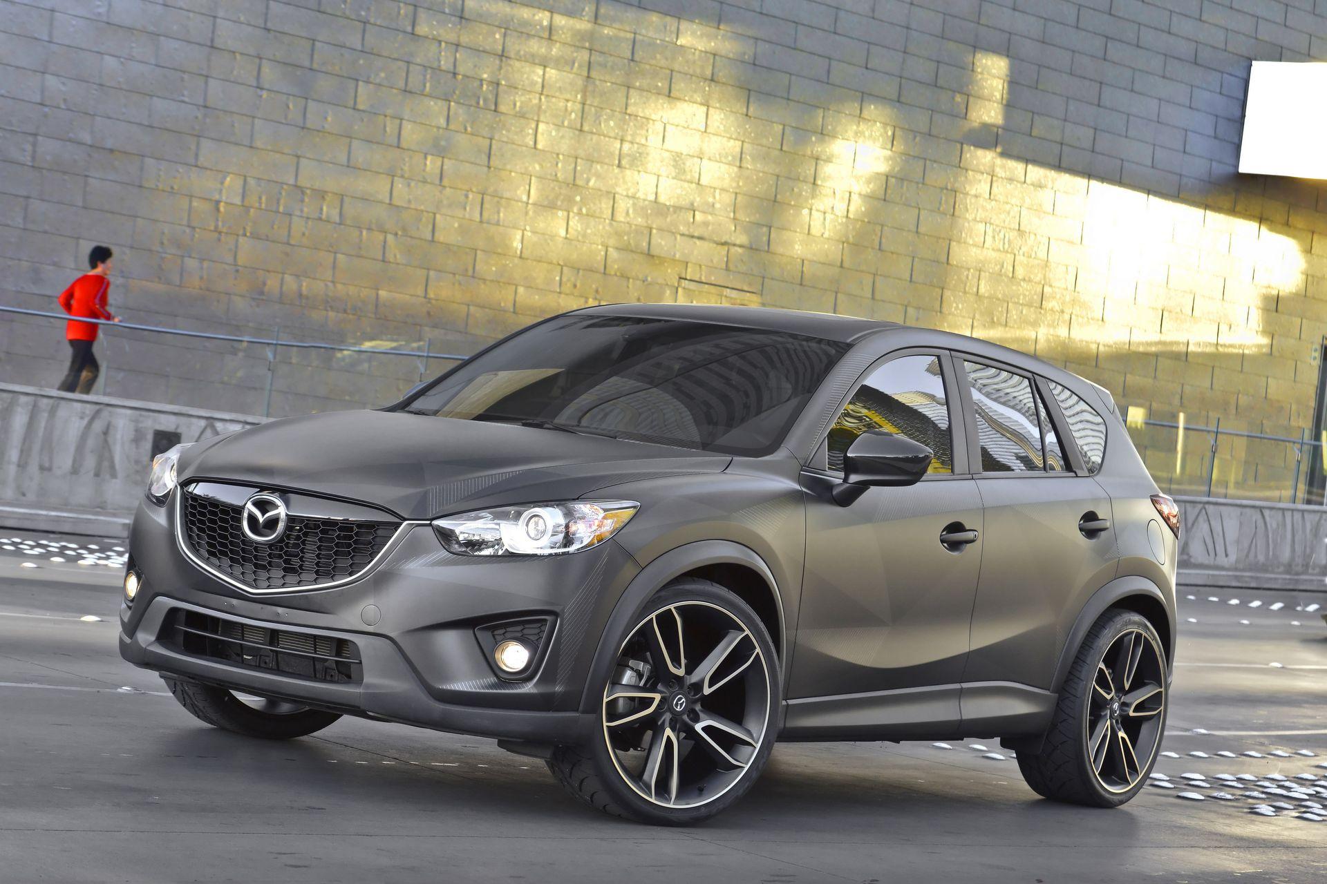 Scorpio Car Wallpaper Custom Mazda Cx 5 Urban Unveiled At Sema 2012 Forcegt Com