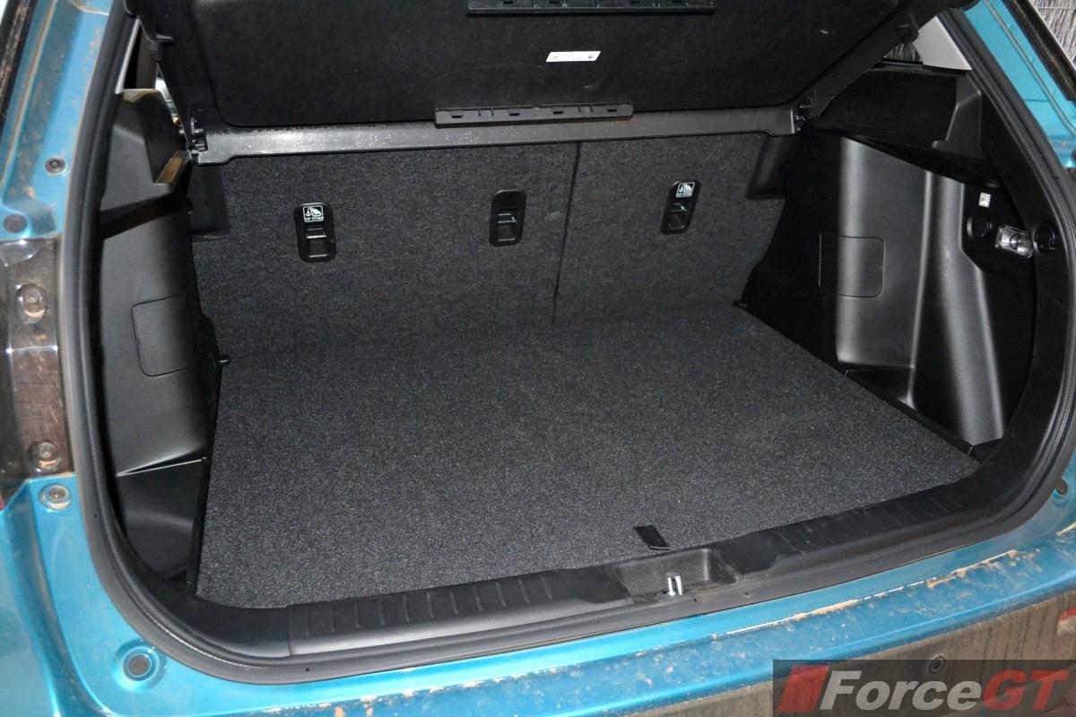 2015 Suzuki Vitara Rt X Boot Space Forcegtcom