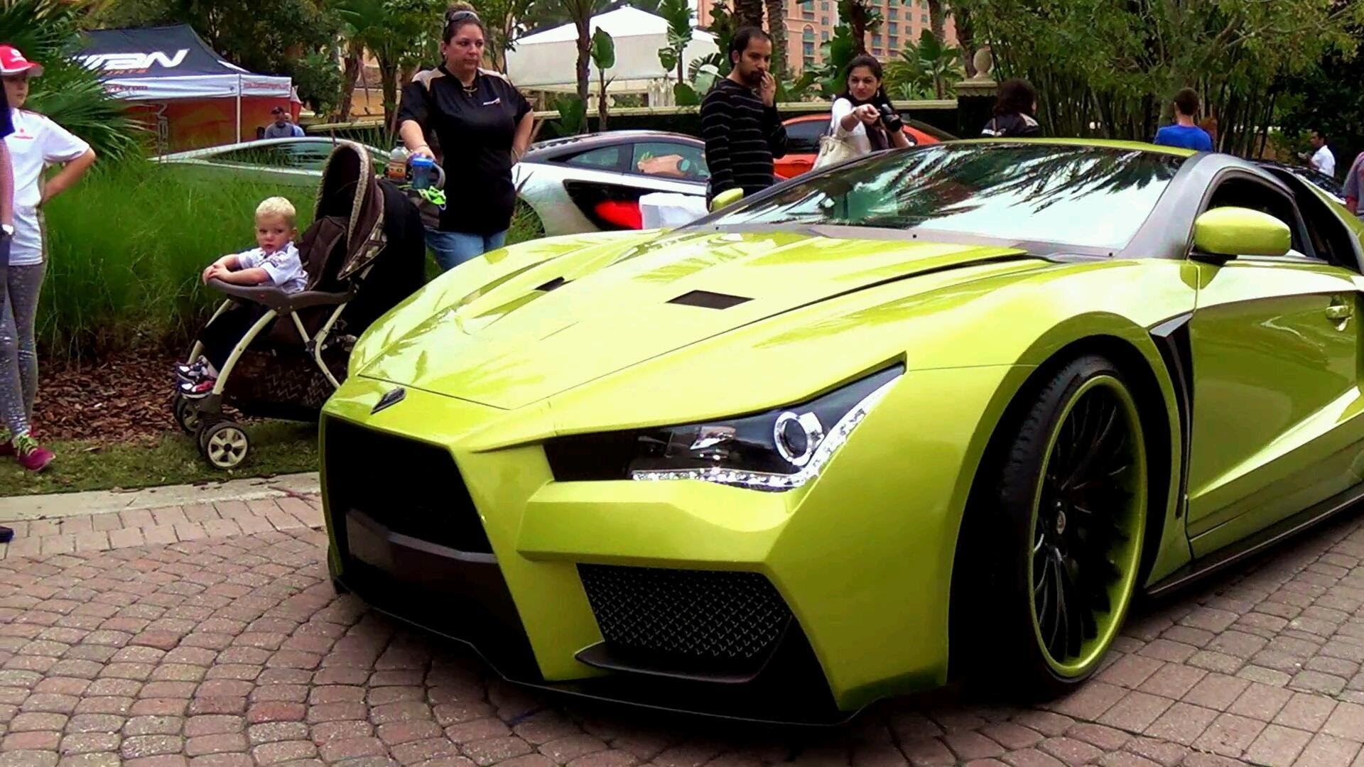 4k Wallpapers Exotic Super Sports Cars Infinity Cars News Vaydor Infinity Total Body Conversion