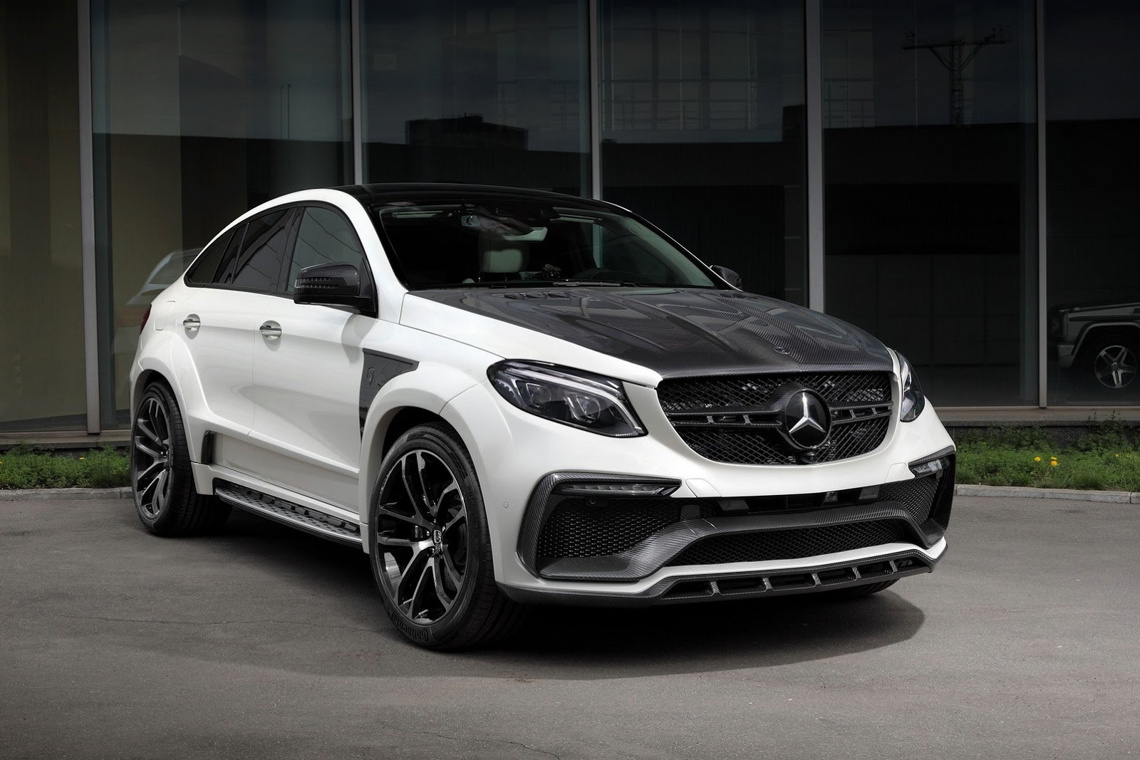 Suv Wallpapers Hd Topcar Unveils Quot Inferno Quot Tuning Kit For Mercedes Gle And