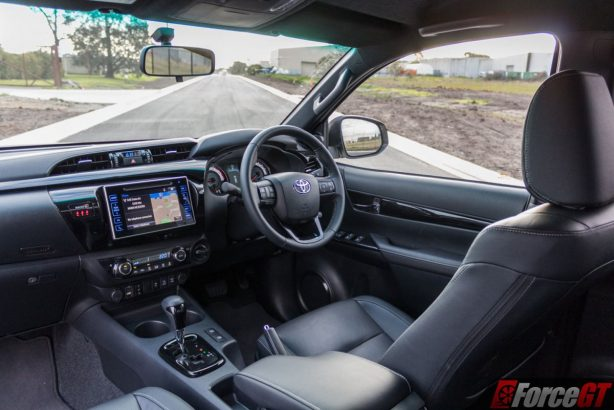 2018 Toyota Hilux Rogue Review - ForceGT