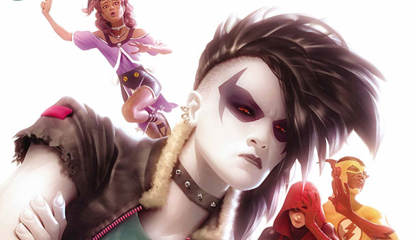 Teen Titans 22 Review Forces Of Geek