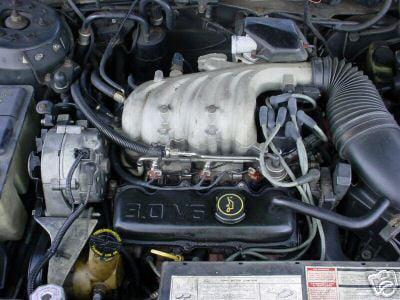 Engines Taurus/Sable Encyclopedia