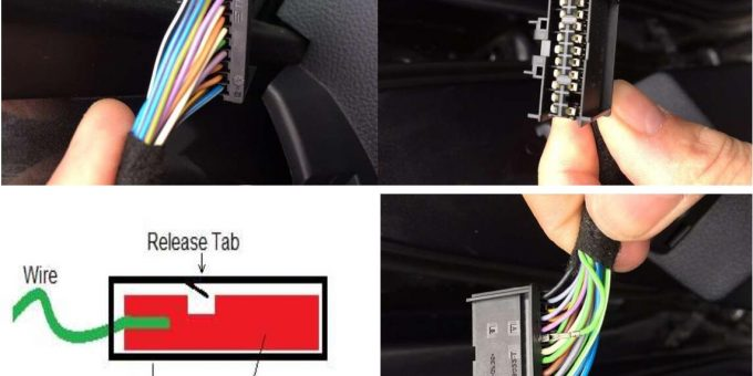 How to Use FORScan to Retrofit Ford F150 Screw OEM Power Fold Mirror