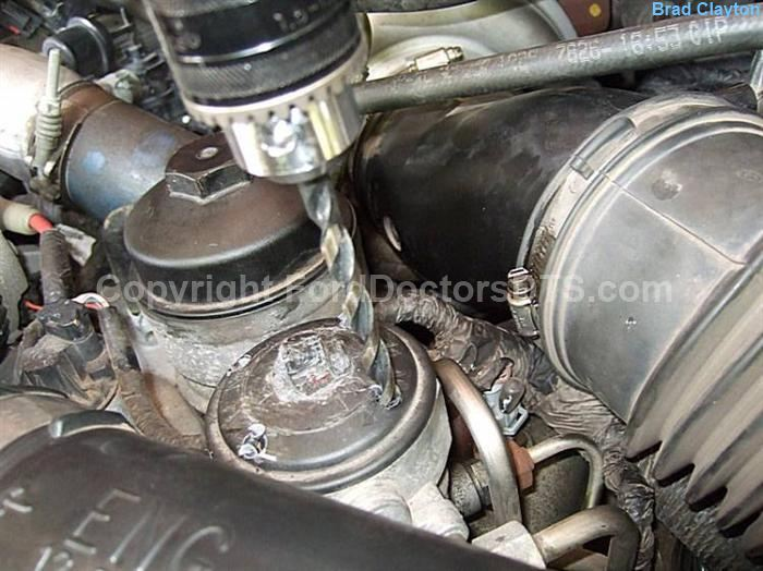 6 0l Ford Fuel Filter Location Wiring Diagram