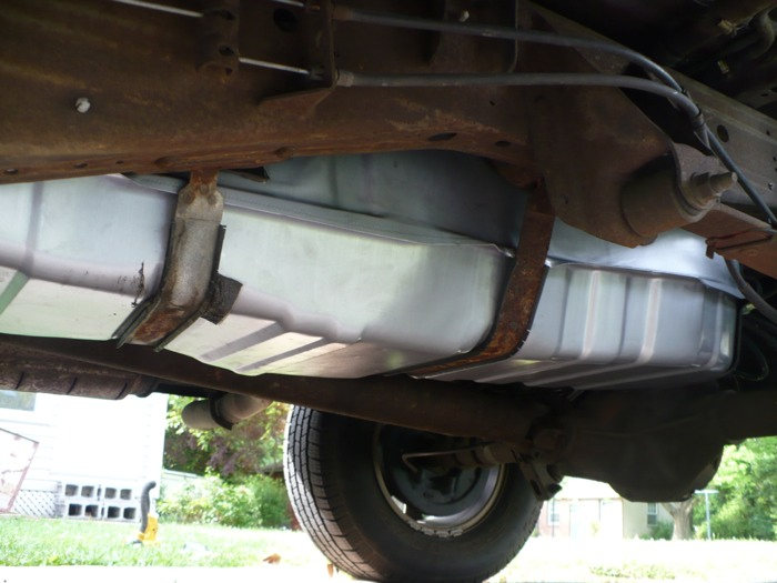 How To Change A Fuel Tank (97-03 F150)